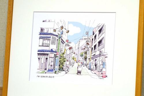 ケーブルテレビ品川「しながわEYE」スタジオ-2