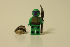 LEGO Teenage Mutant Ninja Turtles Baxter Robot Rampage (79105) - Donatello