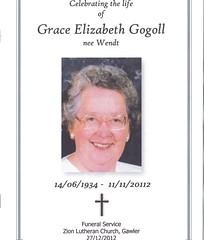 Grace Gogoll