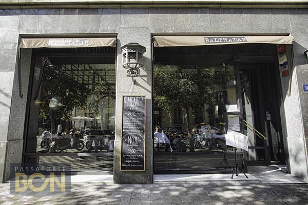 restaurante Balthazar, Barcelona