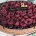 Birthday Raspberry Tarte at Shangri-La Hotel, Paris