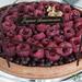 Birthday Raspberry Tarte at Shangri-La Hotel, Paris