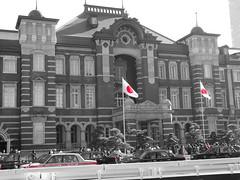 Tokyo Station Hotel 東京ステーションホテル