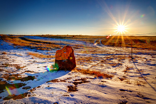 winter sunset snow rural canon seasons country seasonal sigma idaho boise 7d sunburst hdr goldenhour wideopenspaces photomatix 1750mm