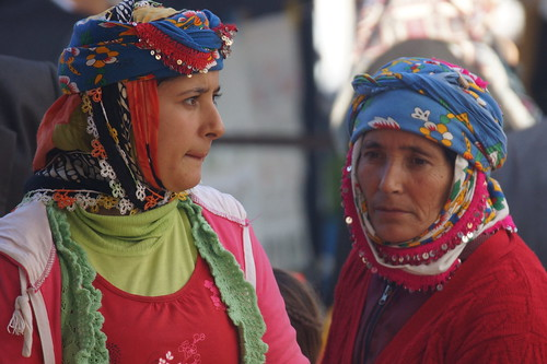 Nomadic women from Ayvacık by CharlesFred