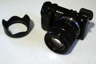 Sony NEX-7, Sony SEL1855 3.5-5.6 / 18-55 kit lens