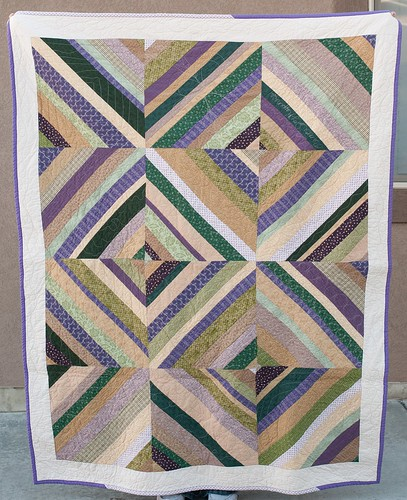 Finished SIL Quilt