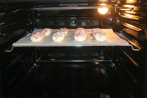06 - Dr. Oetker Bistro Mini Baguette - Im Ofen
