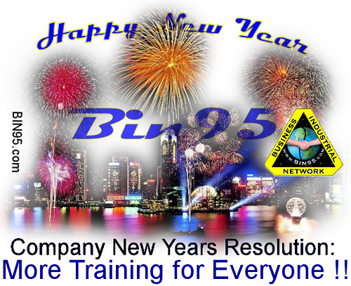 Happy New Years 2014 by industrial training