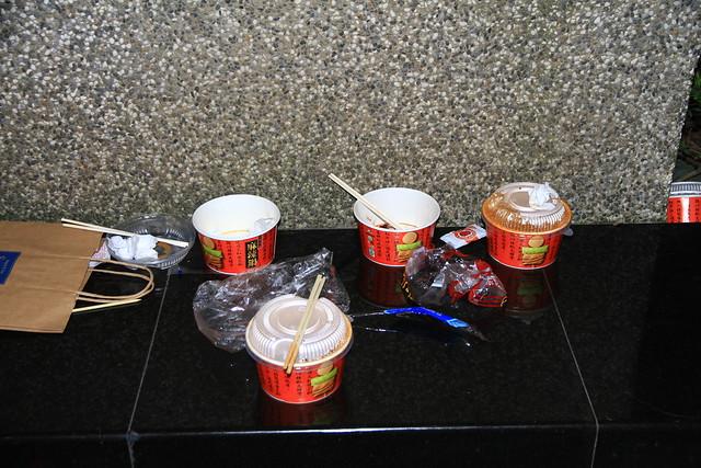 2013台北市跨年晚會垃圾-4-201212312325-賴鵬智攝