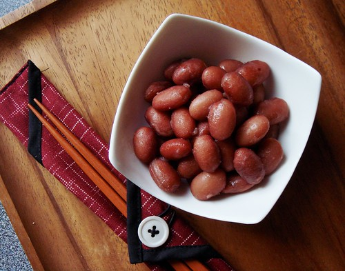Osechi Ryori: Sweetened Red Kidney Beans 大正金時