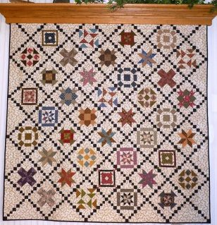 Civil War Celebration Quilt