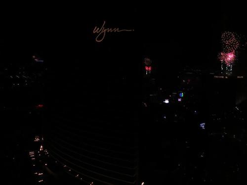 Las Vegas New Year's Eve