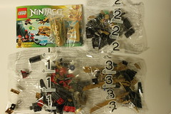 LEGO Ninjago The Golden Dragon (70503)