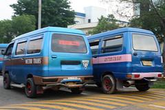 Suzuki Carry Angkot
