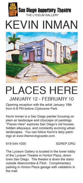 Places Here flyer