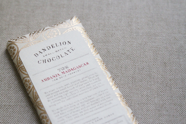 dandelion chocolate