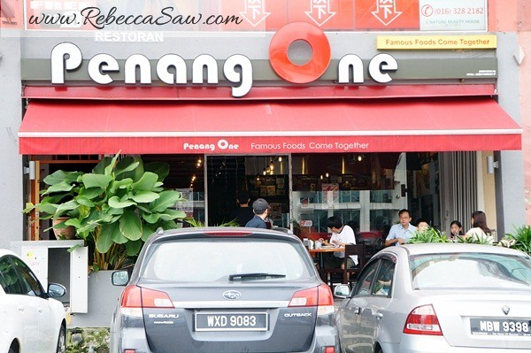 Good Penang Food in KL - Penang One Puchong