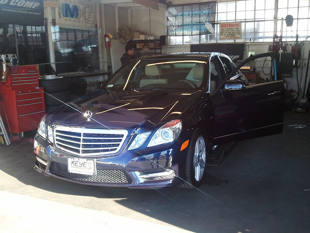 2012 mercedes benz 3m color stable 20 percent window tint for Mercedes benz window tint