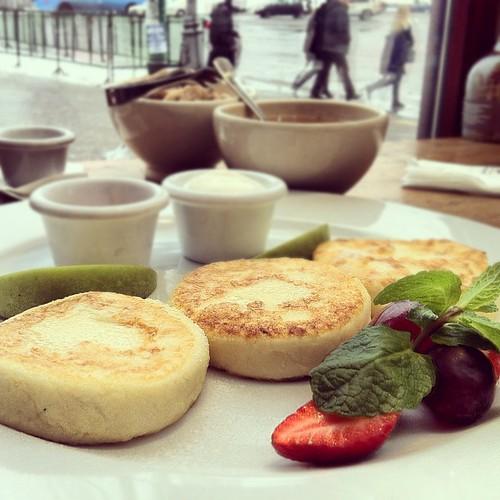 Завтрак в хлебе) до 16:00 между прочим в праздники)#le pain qoutidien#petit dejeuner#breakfast by te4e