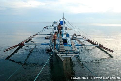 Boat from Roxas City, Capiz to San Fernando, Sibuyan Island, Romblon and vice versa