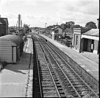 Maynooth Railway Station