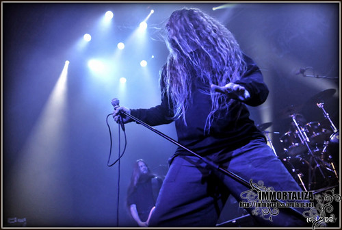 OBITUARY @ EINDHOVEN METAL MEETING 2010 Large Stage 8346073871_db3e5dec5c