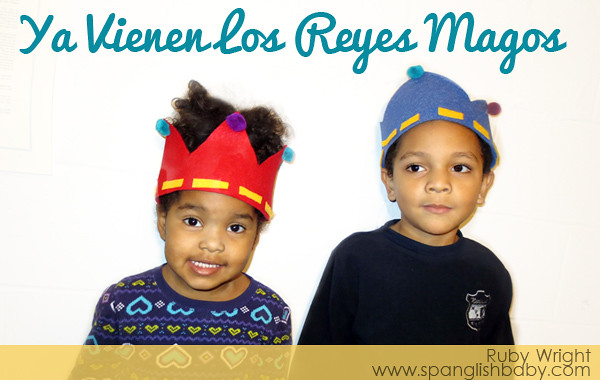 SpanglishBaby: Tres Reyes Magos Crowns/Three Kings Day Crowns