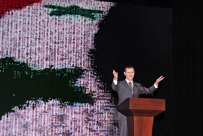 Syrian President Bashar al-Assad delivered a major policy address on January 6, 2013. He called for the full mobilization of the nation against the imperialist-backed war against this Middle Eastern state. by Pan-African News Wire File Photos