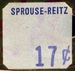 Sprouse-Reitz, 1960's