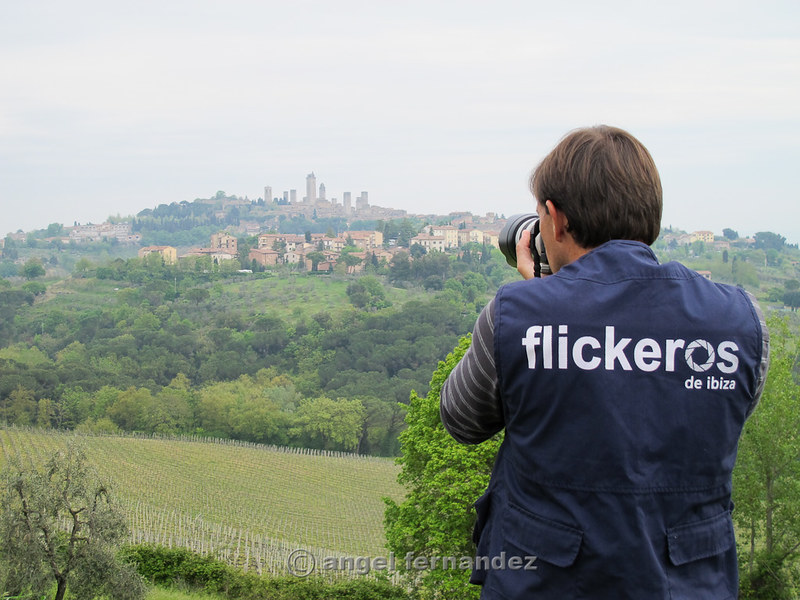 Flickeros de Ibiza por el Mundo