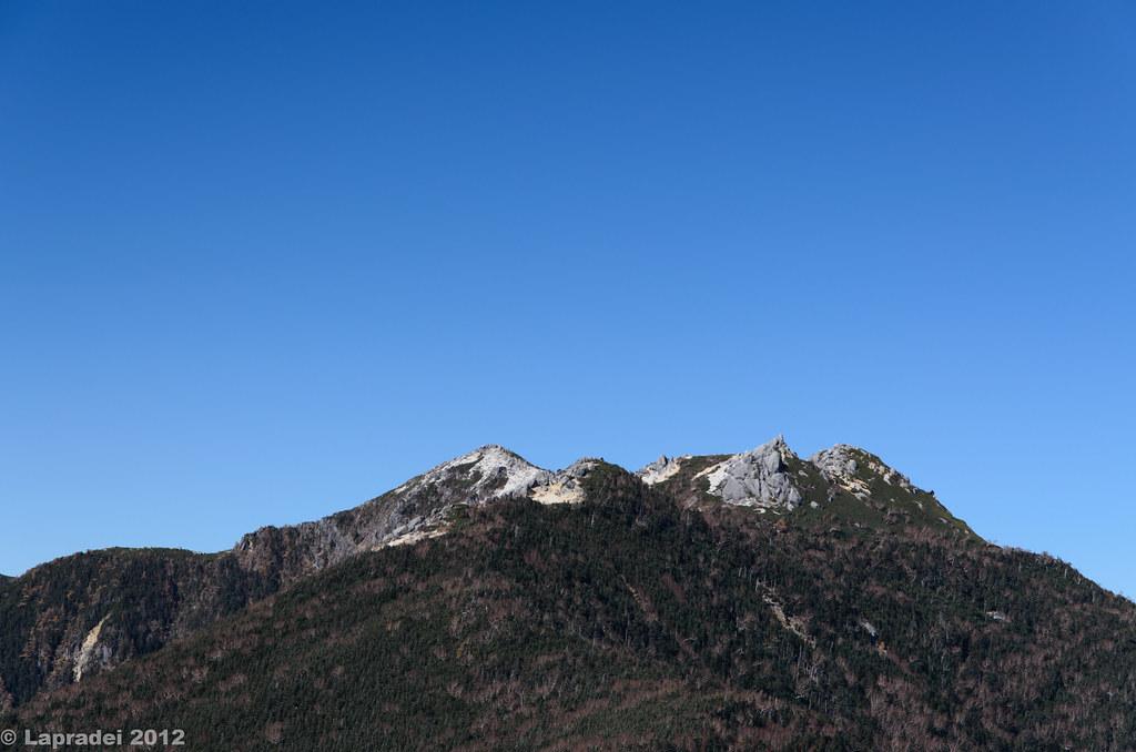 20121103 鳳凰三山