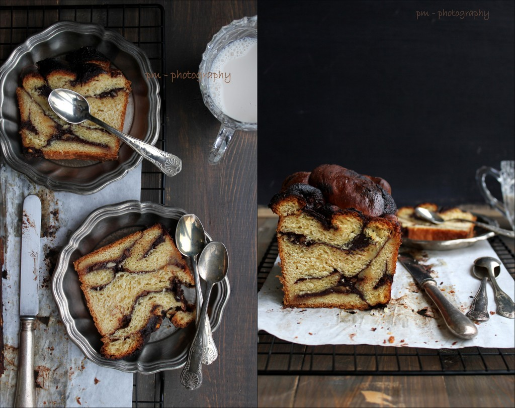 Chocolate krantz cake - Jerusalem a cookbook