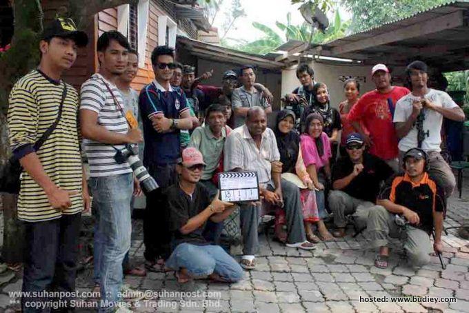 Telefilem Pelamin Di Pusara Lakonan Shahrizal Jaszle & Raja Farah