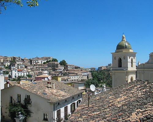 Il corso Garibaldi di Rossano Calabro  sarà riqualificato. Foto tratta da www.unich.it