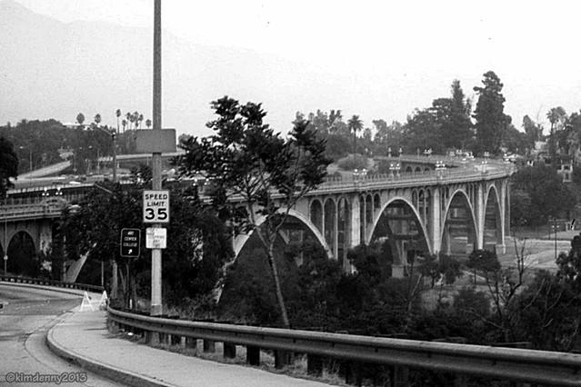 Colorado Ave bridge
