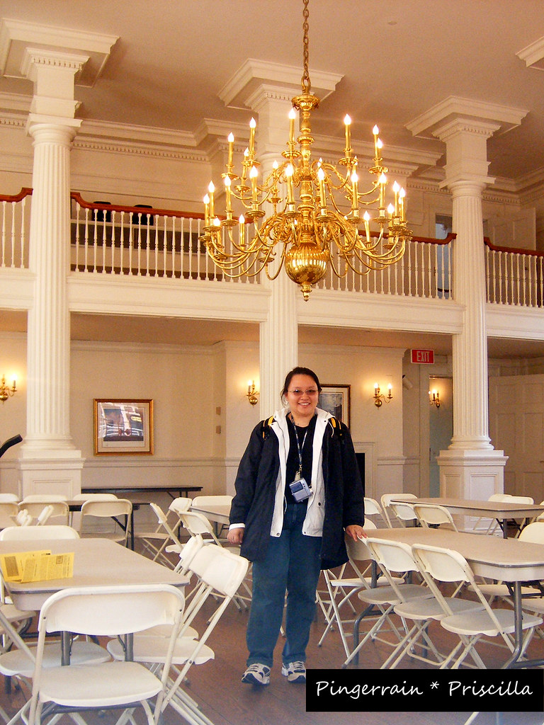 Me in Old State House