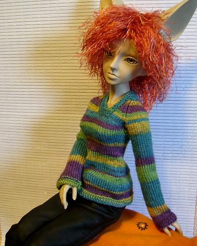 Talar's Sweater 1