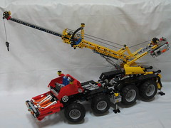 Offroad Lifting Crane