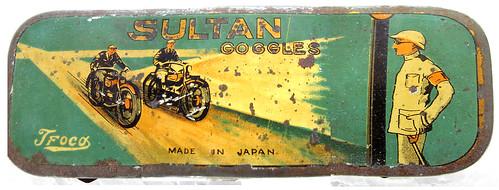 1930's tin goggle box by bullittmcqueen