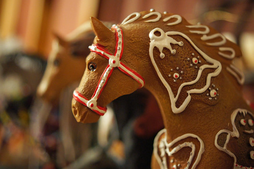 Gingerbread Pony