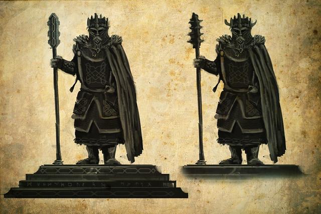 Erebor Statue3