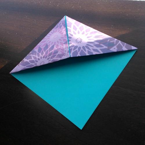 origami-kirjanmerkki