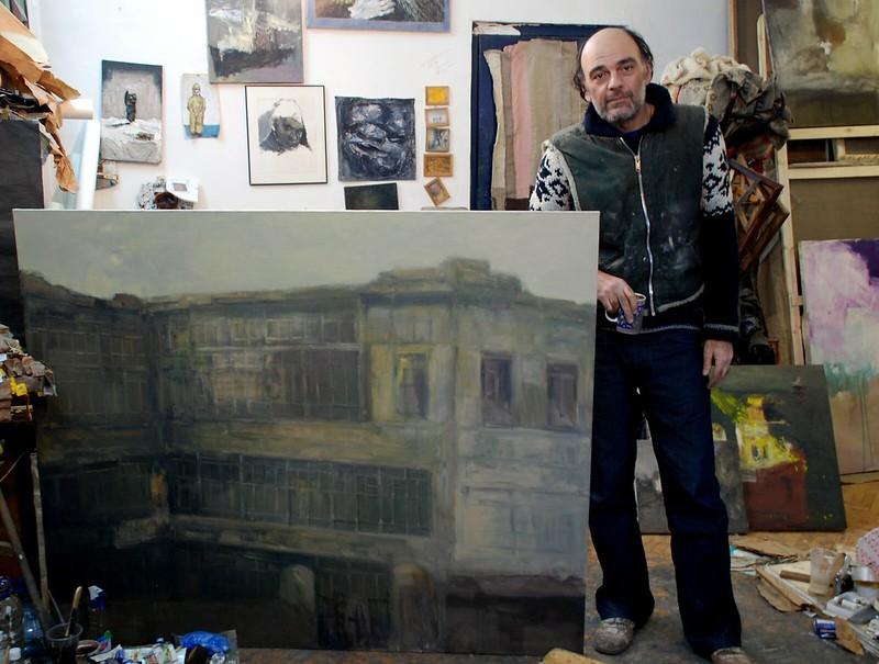 Vakho Bugadze artist
