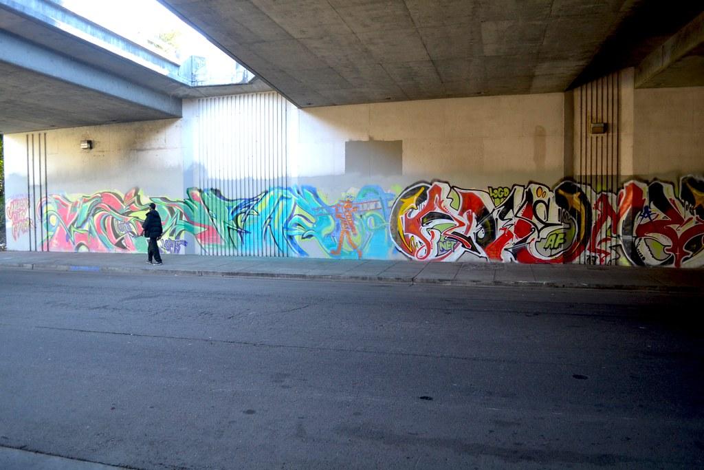 CEAVER, ANEMAL, ANEML, Street Art, Oakland, AF, PI, AOD, 640, TFL, LORDS