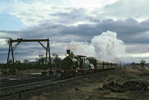 3026 Arrives Koowawatha 12th June 1982