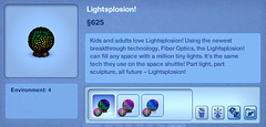 Lightsplosion!