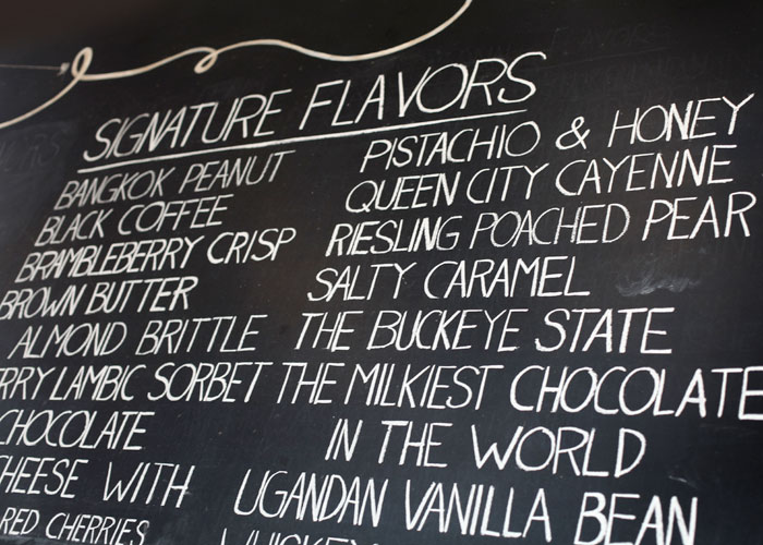 Jeni's Signature Flavors