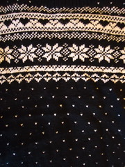 fairisle jumper knit1