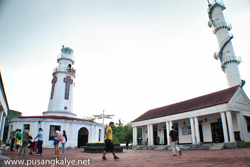 Spanish lighthouse Corregidor
